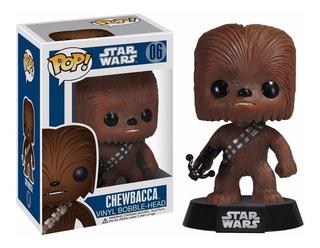 Funko Pop Chewbacca Star Wars - Minijuegos