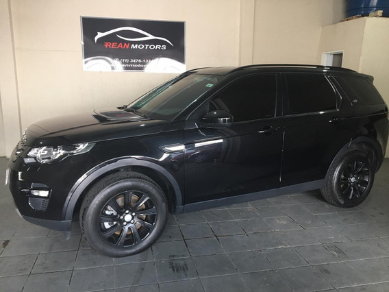 Land Rover Discovery Sport Ano 2018