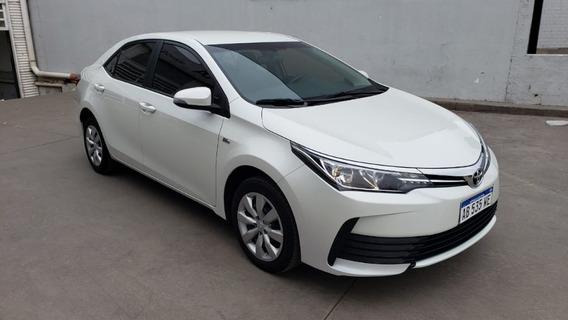 Corolla Xli Cvt 2017