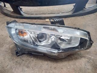 Farol Honda Civic 17 18 19 Com Projetor Lado Direito