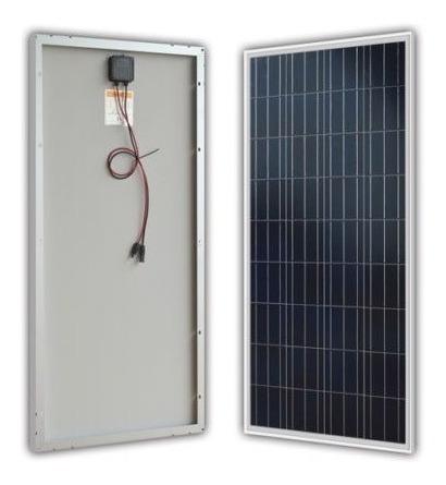 Panel Solar Policristalino Alta Eficiencia 12v 150w New Powa