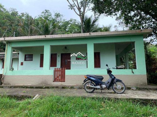 Imagem 1 de 26 de Chácara Com 4 Dorms, Area Rural, Pedro De Toledo - R$ 180 Mil, Cod: 573 - V573