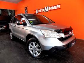 Honda Cr-v 2.4 Ex L At 4wd / -u-n-i-c-a- / Permuto Financio-