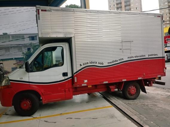 Renault Master Com Baú 320x220x240 Diesel 2 Dono