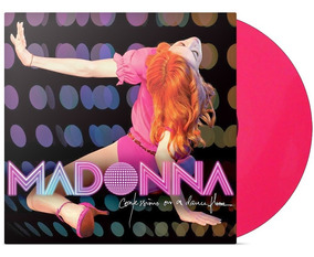 Madonna Confessions On A Dance Floor Disco Vinilo Lp Nuevo
