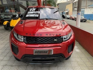 Land Rover Evoque 2018 2.0 Si4 Hse Dynamic 5p