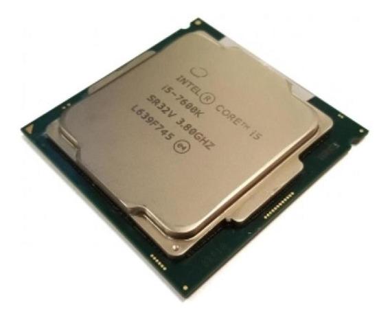 Intel I5 7600k 3.8ghz Com Cooler