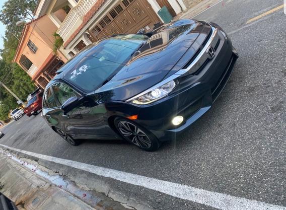 Honda Civic 2016 Ext Recien Impo