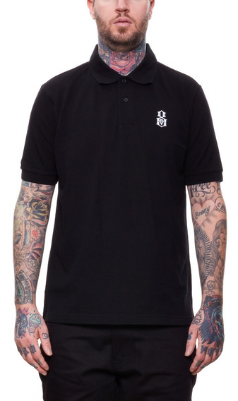 Polo Rebel8 Bovver Black