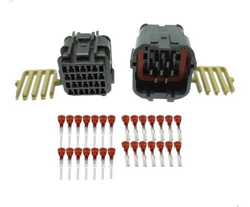 Imagen 1 de 2 de 14 Pin Way Cable Conector Auto Camion Estanco