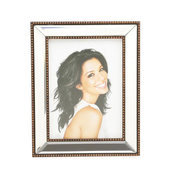 Porta Retrato Para Foto 20x25cm Top Espelhado Prestige