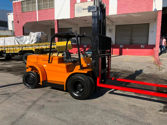 Empilhadeira Glp H150j 7t Hyster