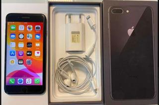 iPhone 8 Plus Gray 256g