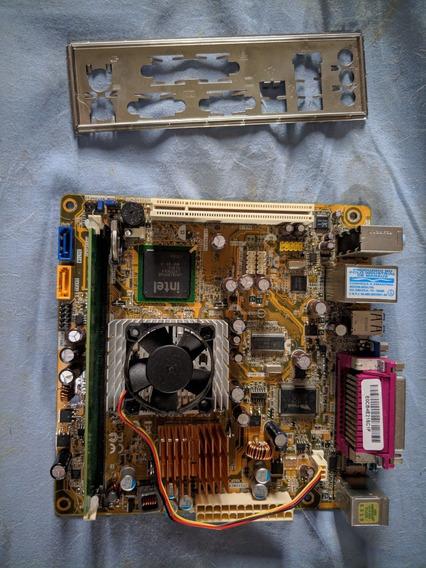 Kit Pcware Ipxlp + Proc Atom Dual-core 330 1.6ghz + 1gb Ram