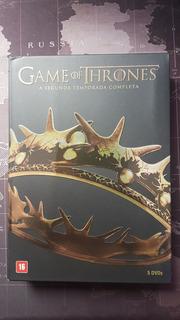 Box Dvd Game Of Thrones Temporada 1 2 3 - Got Original Hbo