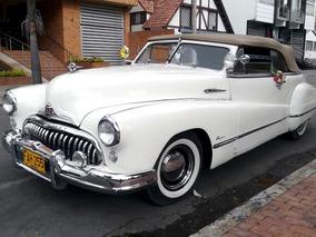 Se Vende Buick Super Modelo 1948 Convertible Original