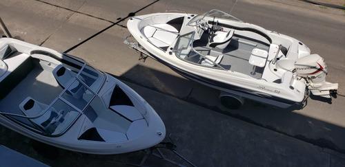 Tracker Open  Evinrude 90 Precio Increible Nautica Milione 4