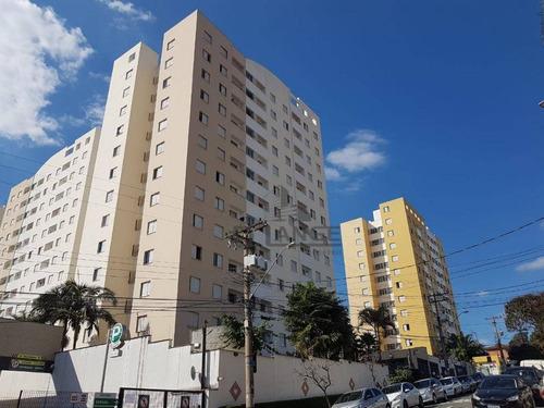 Imagem 1 de 30 de Apartamento À Venda, 56 M² Por R$ 245.000,00 - Parque Itália - Campinas/sp - Ap16385