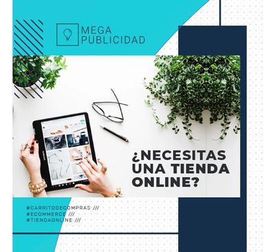 Páginas Web Tiendas Online - Ecommerce - Carrito De Compra