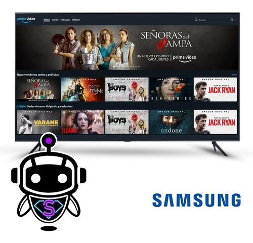 Tv Samsung 70 Cristal Uhd Smart 4k Modelo 2 0 2 1 + Soporte