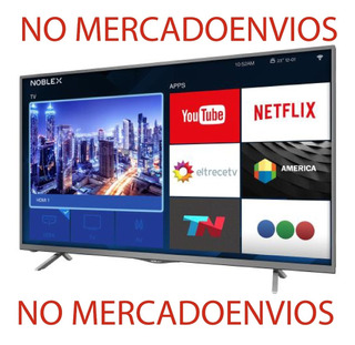 Firmware Reparacion Noblex Ea50x6100 Reinicio Bloqueo (lea)