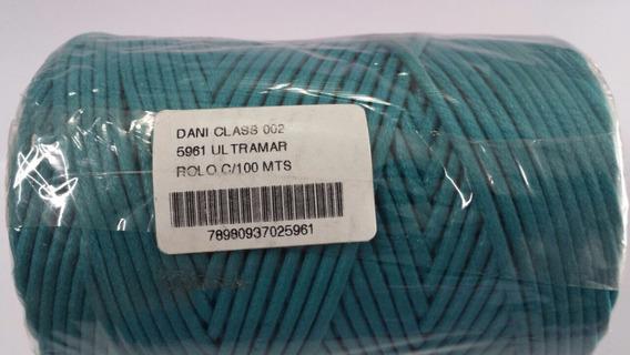 Cordão Fio Encerado 1,5mm Algodão 100 Metros - Ultramar