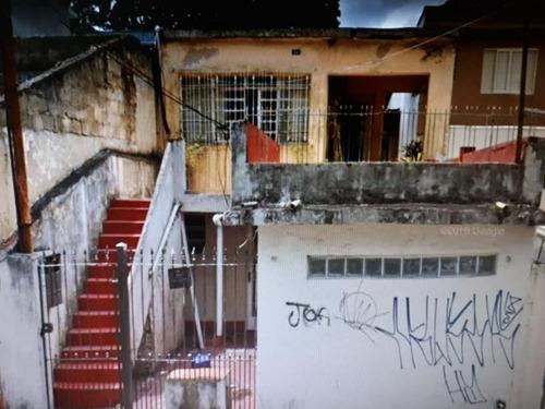 Casa Para Venda Por R$350.000,00 Com 167m², 2 Dormitórios E 1 Sala - Jardim Coimbra, São Paulo / Sp - Bdi24907
