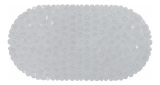 Tapete Antiderrapante Para Baño Modelo Piedras Transparente