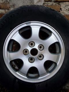 1 Rin 15 Sin Llanta Original De Mazda 5 En 114 Aluminio Lujo