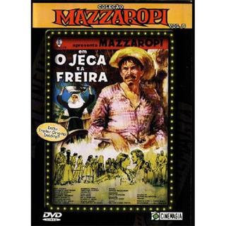 O Jeca E A Freira - Coleção Mazzaropi - Dvd Lacrado Fabrica