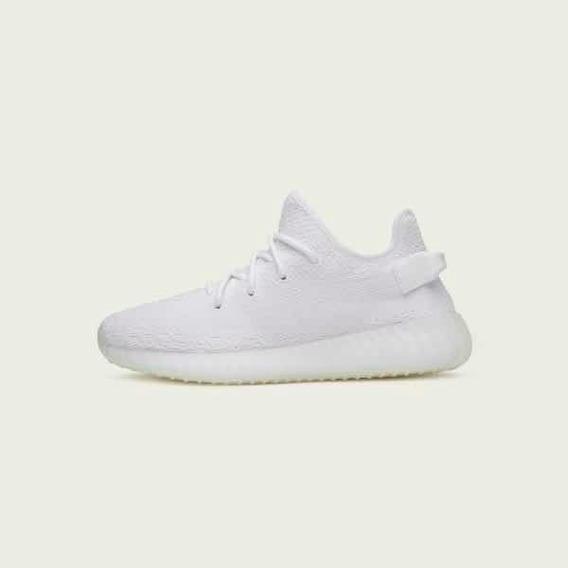 adidas Yezzy Boost 350 V2 Triple White