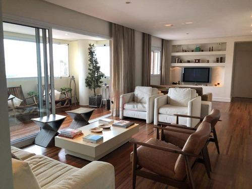Imagem 1 de 23 de Apartamento Para Locação No The View Brooklin, Avenida Nova Independência, 1010. - Ap5376