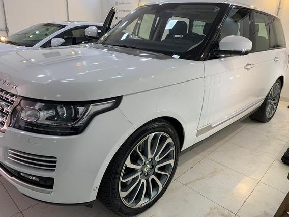 Land Rover Vogue Se 2014 Branco