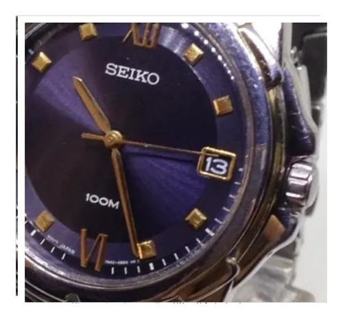 Relógio De Pulso Seiko Quartz Unisex U05763 Webclock
