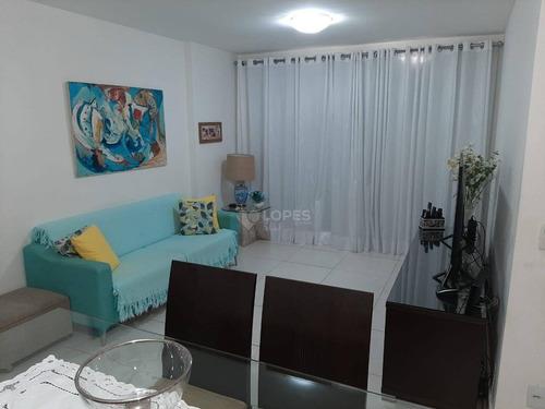 Apartamento Com 3 Quartos, 115 M² Por R$ 870.000 - Icaraí - Niterói/rj - Ap45659