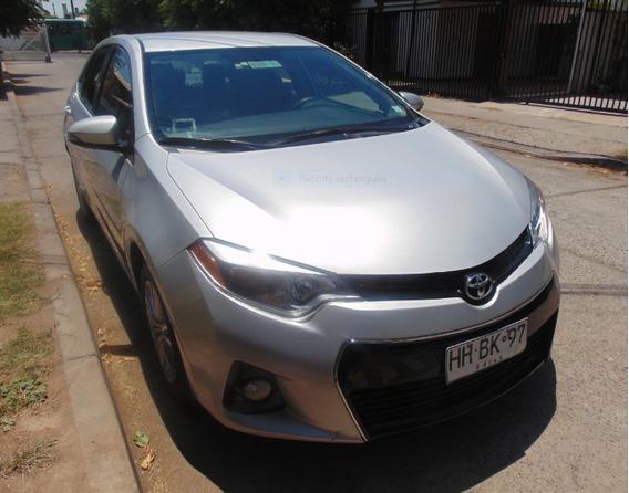 Toyota Corolla Sport Full,cuero, Impecable, Único Dueño ,,,,
