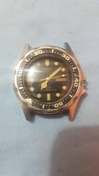 Relogio Casio Mma 200 W Diver Antigo **uso De Peças**