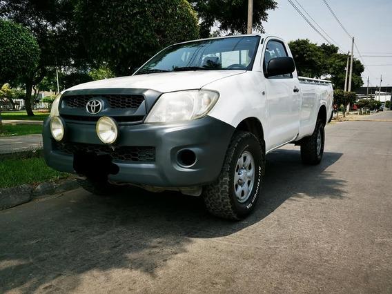 Toyota Hilux 4x4 Cabina Simple
