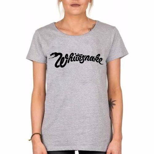 Remera De Mujer Whitesnake Hard Rock Somos Local
