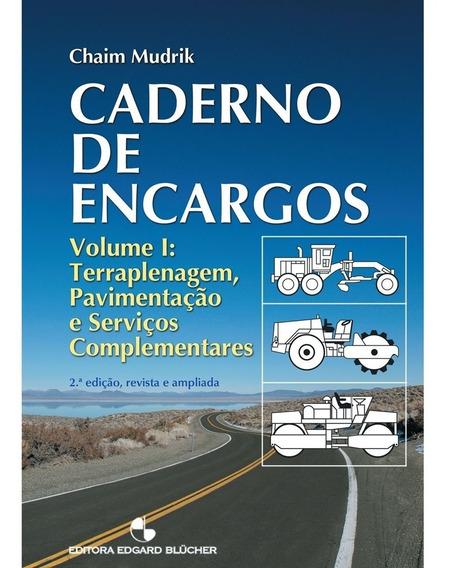 Caderno Encargos - Terraplanagem, Pavimentação E Serviços