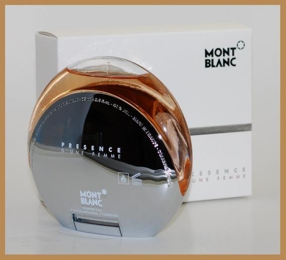 Perfume Presence Mont Blanc - Decant Fração 5ml