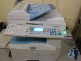 Maquina Profissional De Xerox Ricoh Aficio Mp 201