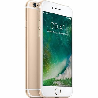 iPhone 6s 32gb Dourado Tela 4,7 Ios 4g Câmera 12mp - Apple