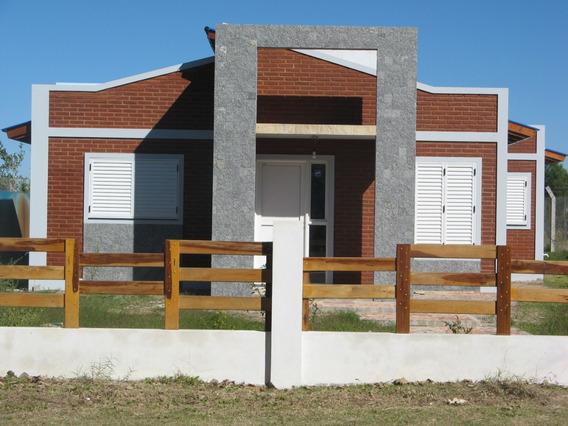 Casa En Mar De Ajo A Estrenar, Barrio San Rafael, Muy Amplia