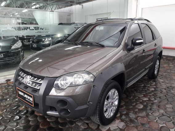 Fiat Palio Weekend Adventure 1.6 16v 2011