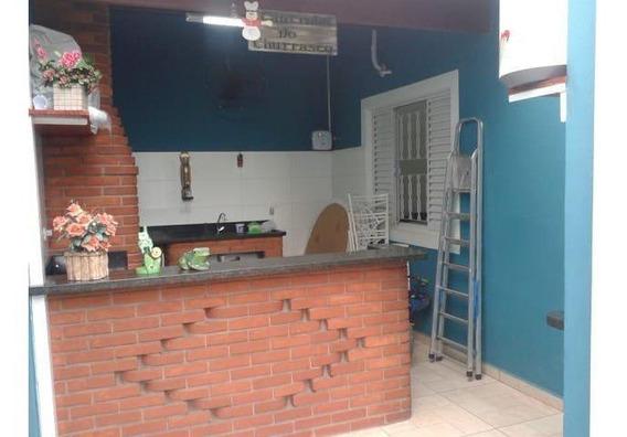 Casa Em Residencial Parque Dos Sinos, Jacareí/sp De 123m² 3 Quartos À Venda Por R$ 373.000,00 - Ca366202
