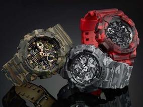 Kit Com 15 Relógios G-shock Casio Prova D,água