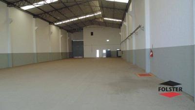 Galpão Industrial Para Locação, Jardim São Luiz, Santa Bárbara D