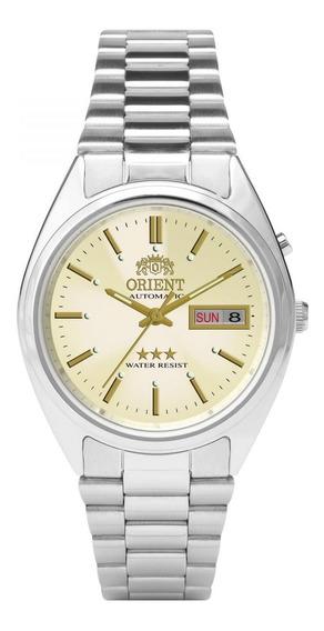Relógio Orient Masculino Ref: 469wa3 C1sx - Automático