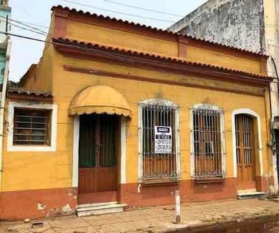 Casa En Venta, En Centro Histórico, Veracruz